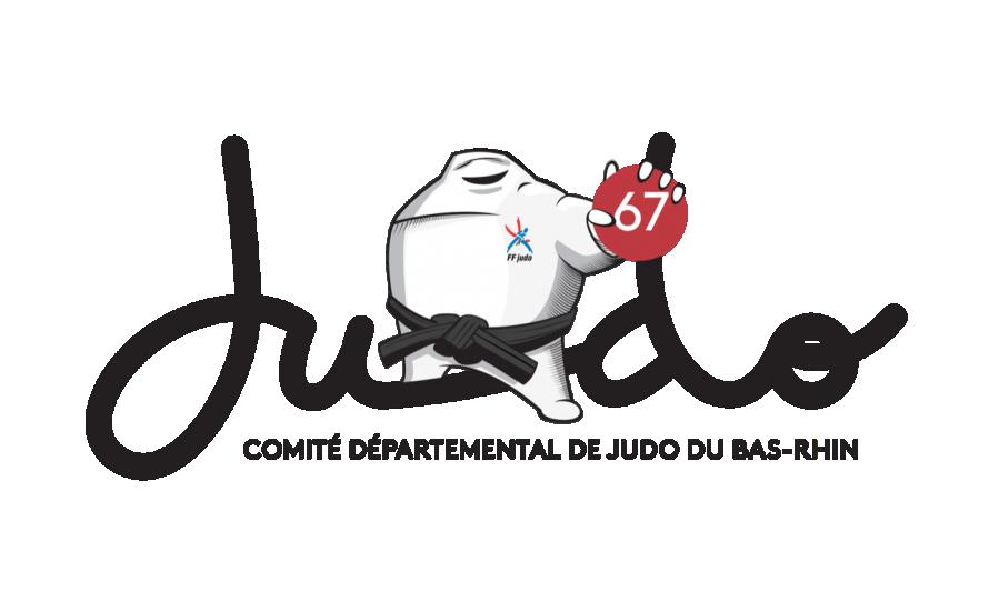 Logo du BAS RHIN JUDO